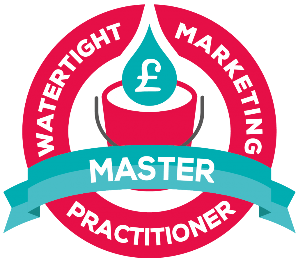 Watertight Marketing Master Practitioner logo