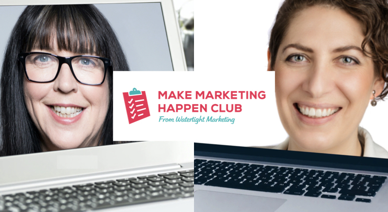 Make Marketing Happen Club