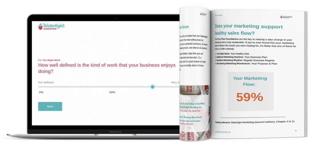Watertight Marketing Report